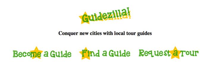 Guidezilla
